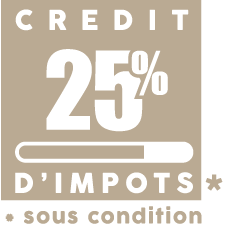 Pictos credit impots