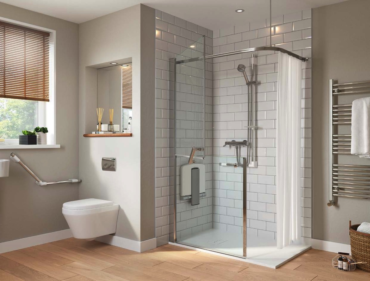 Installation salle de bain sécurisée