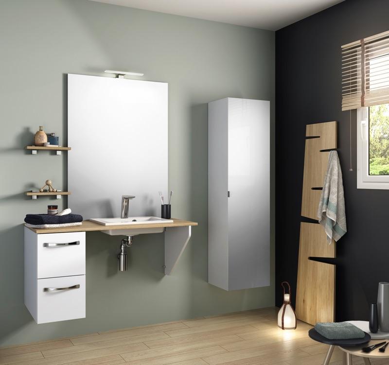 Salle de bain pour séniors