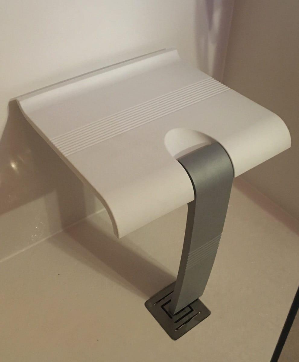 siège douches sécurisées
